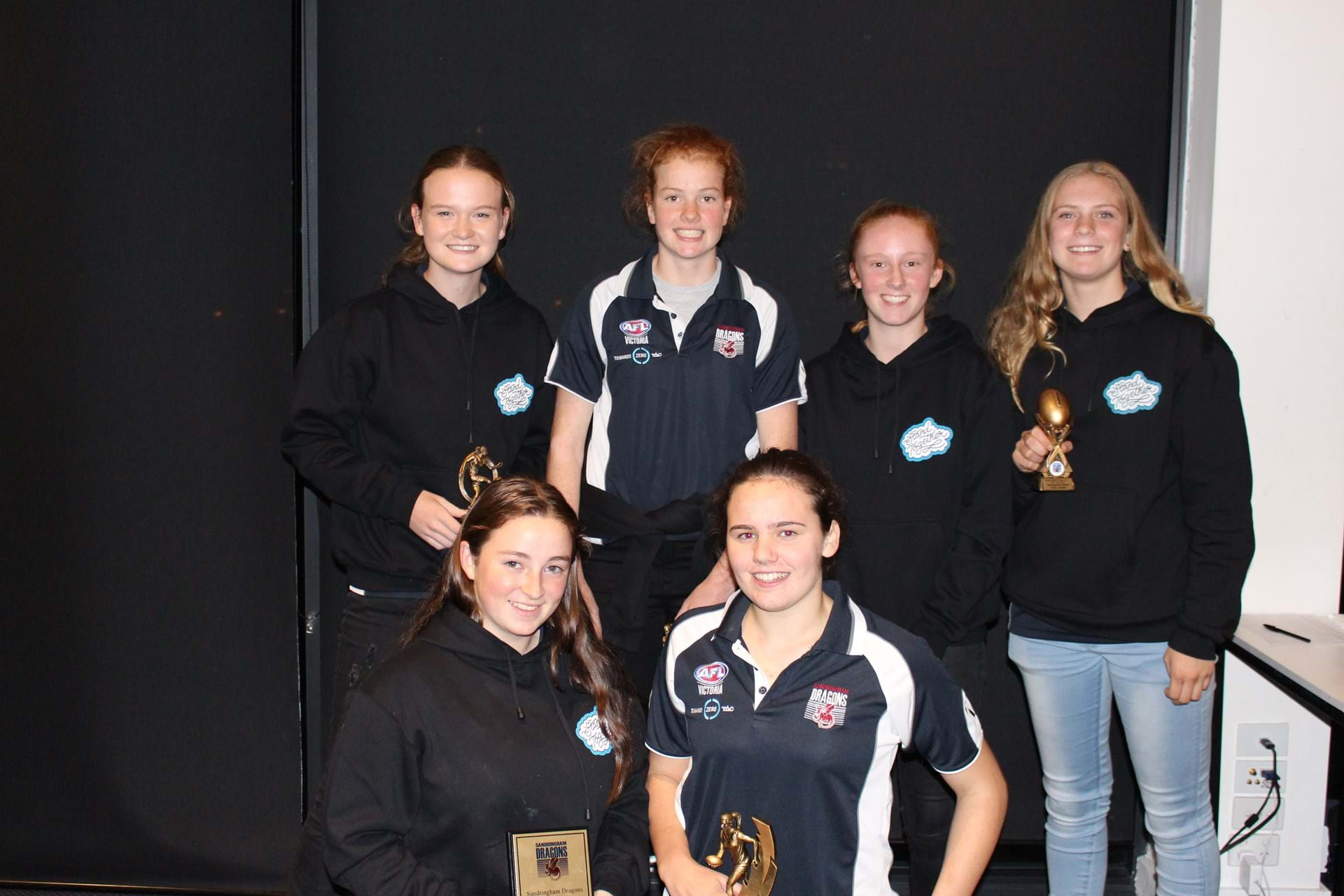 TAC Cup Girls Best and Fairest